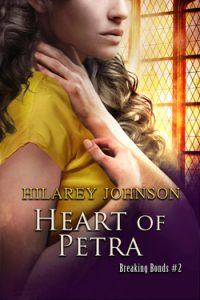 Heart of Petra Cover