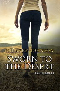 Sworn to the Desert Cover
